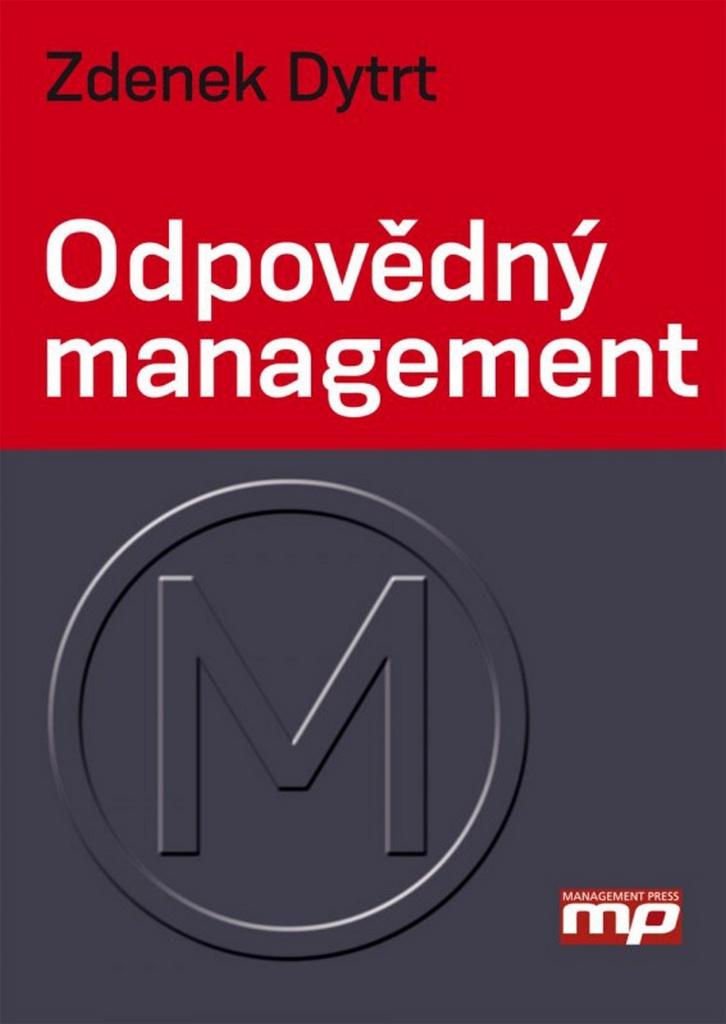 Odpovědný management - Zdenek Dytrt