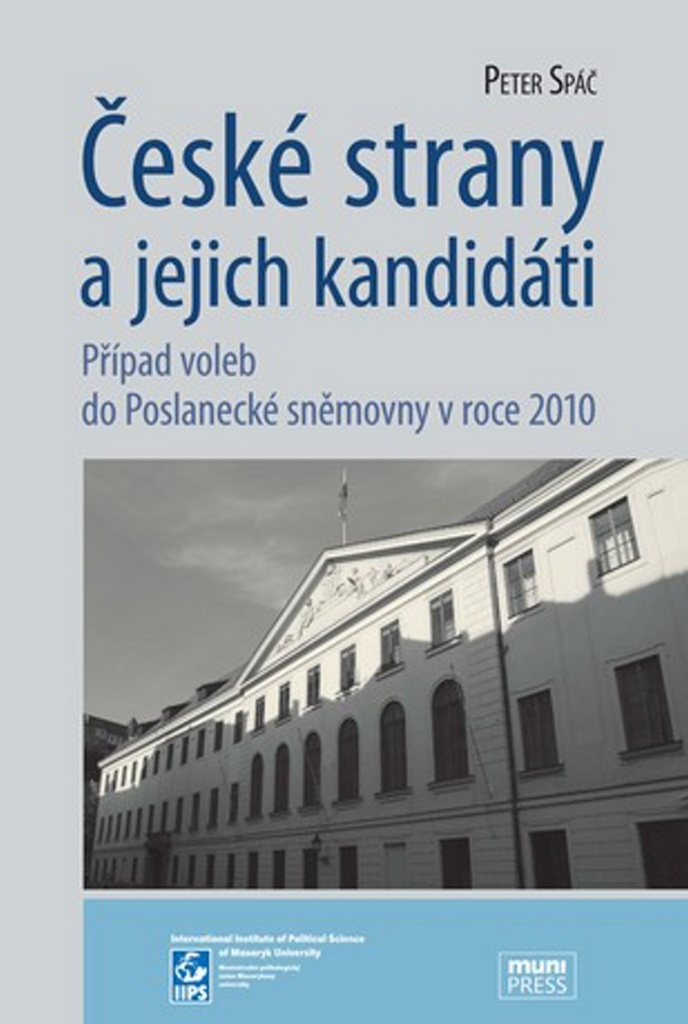 České strany a jejich kandidáti - Petr Spáč