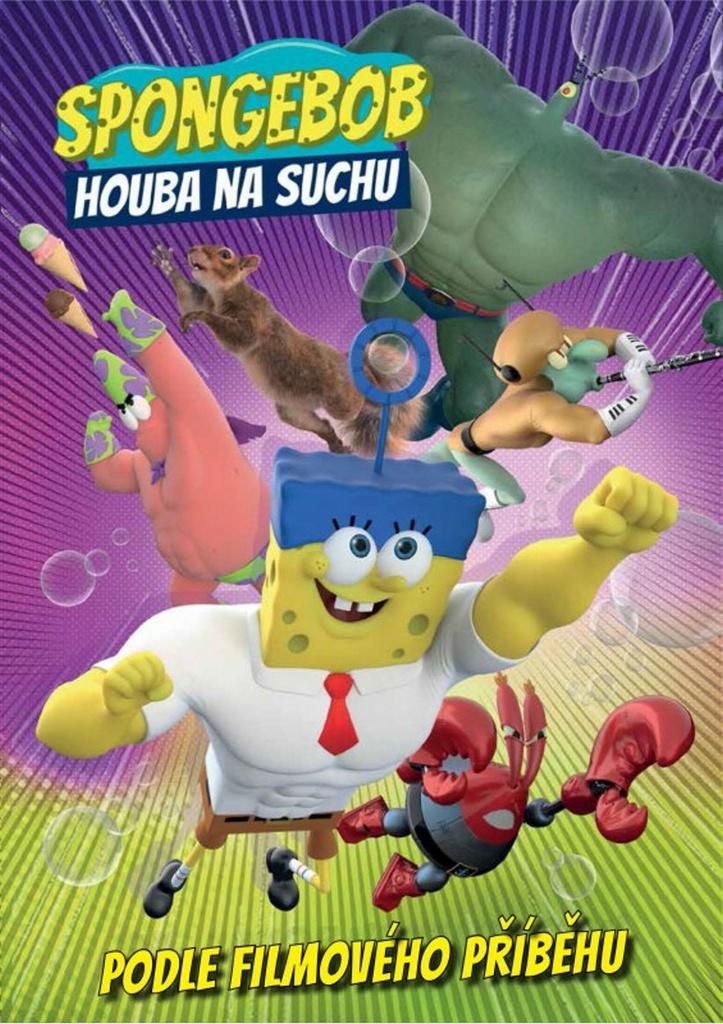 SpongeBob Houba na suchu - David Lewman