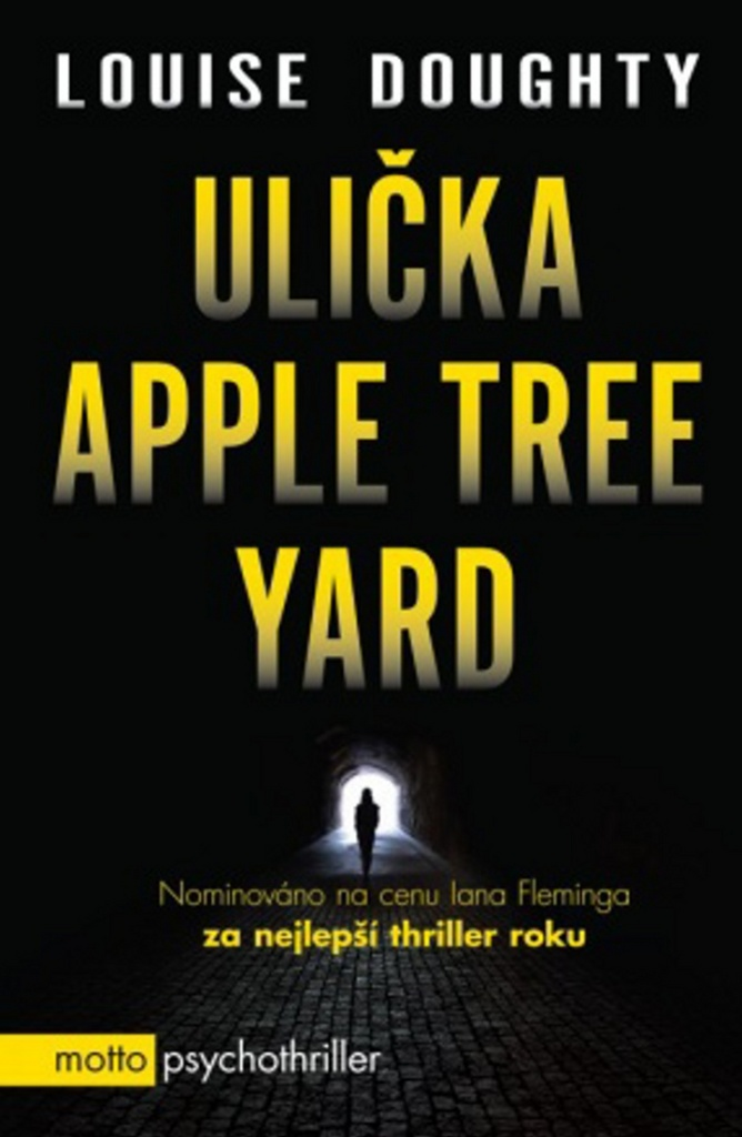 Ulička Apple Tree Yard - Louise Doughtyová