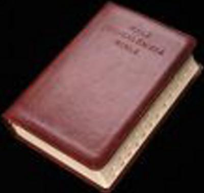 Obrázok Malá Jeruzalémská Bible