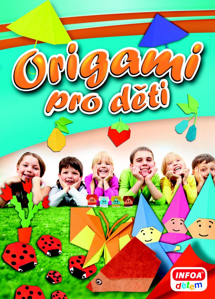 Origami pro děti - Zsuzsanna Kricskovics, Zsolt Sebök