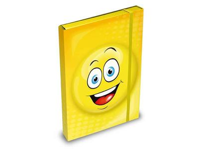 Obrázok Desky na sešity MFP S-box A5 Smile 056