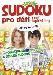 Obrázok Veselá sudoku pro děti a další logické hry