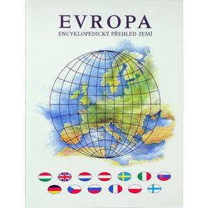 Obrázok Evropa Encyklopedický přehled zemí