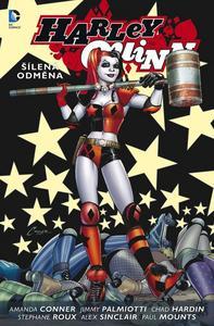 Obrázok Harley Quinn 1 Šílená odměna