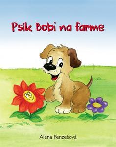 Obrázok Psík Bobi na farme