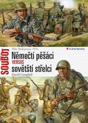 Obrázok Němečtí pěšáci versus sovětští střelci
