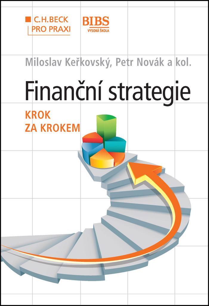 Finanční strategie krok za krokem - Vladimír Zecha, Radim Červený, Miloslav Keřkovský, Jiří Ficbauer, Petr Novák