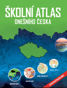 Obrázok Školní atlas dnešního Česka