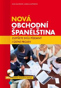 Obrázok Nová obchodní španělština + CD
