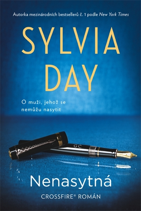 Nenasytná - Sylvia Day