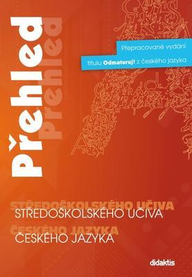 Obrázok Přehled středoškolského učiva českého jazyka