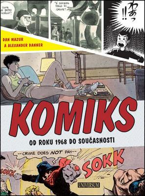 Obrázok Komiks