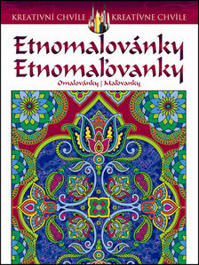 Obrázok Etnomalovánky Etnomaľovanky