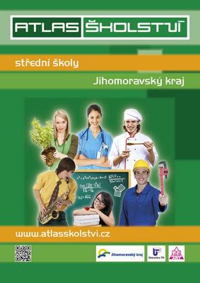 Obrázok Atlas školství 2016/2017 Jihomoravský kraj