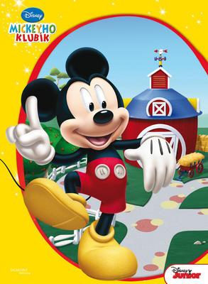 Obrázok Mickey Mouse Z pohádky do pohádky