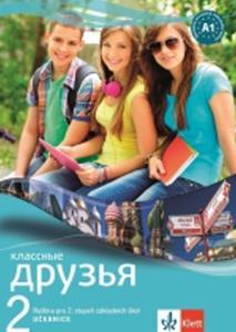 Obrázok Klassnyje druzja 2 Ruština Učebnice