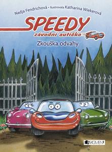 Obrázok Speedy závodní autíčko Zkouška odvahy