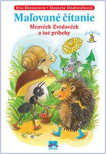 Obrázok Maľované čítanie Mravček Zvedavček a iné príbehy