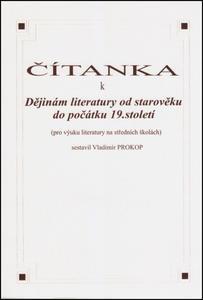 Obrázok Čítanka k dějinám literatury od starověku do počátku 19. století