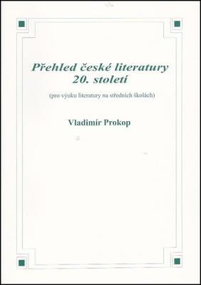 Obrázok Přehled české literatury 20. století