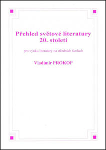 Obrázok Přehled světové literatury 20. století