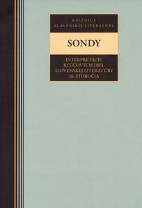 Obrázok Sondy Interpretácie kľúčových diel slovenskej literatúry 20. storočia