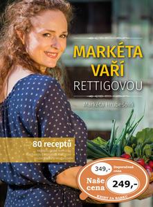 Obrázok Markéta vaří Rettigovou (Markéta Hrubešová)