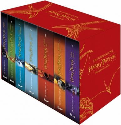 Obrázok Harry Potter Kompletné vydanie