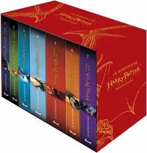 Obrázok Komplet 7ks Harry Potter 1-7