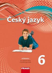Obrázok Český jazyk 6 Učebnice