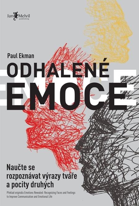 Odhalené emoce - Paul Ekman