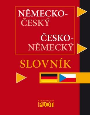 Obrázok Německo-český česko-německý slovník