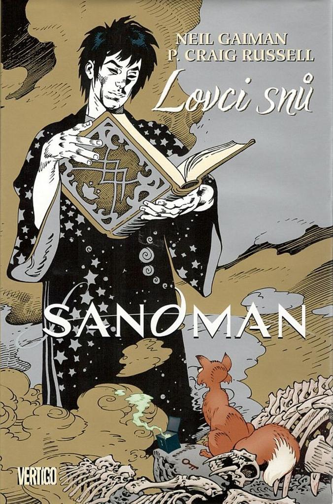 Sandman Lovci snů - Neil Gaiman