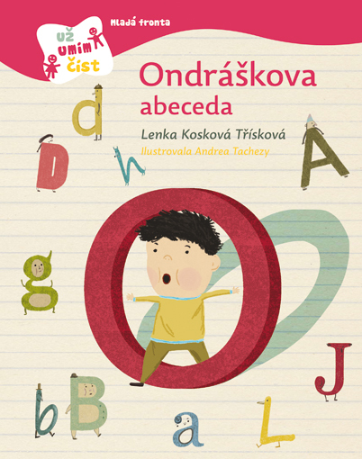 716dc43a6cf Ondráškova abeceda - Lenka Kosková-Třísková
