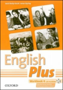 Obrázok English Plus 4 Workbook with MultiRom