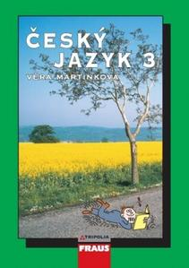 Obrázok Český jazyk 3 pro SŠ učebnice