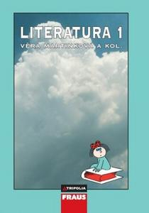 Obrázok Literatura 1 pro SŠ učebnce