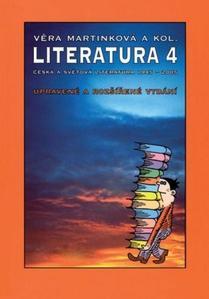 Obrázok Literatura 4 pro SŠ učebnice