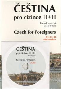 Obrázok Čeština pro cizince/Czech for Foreigners + CD