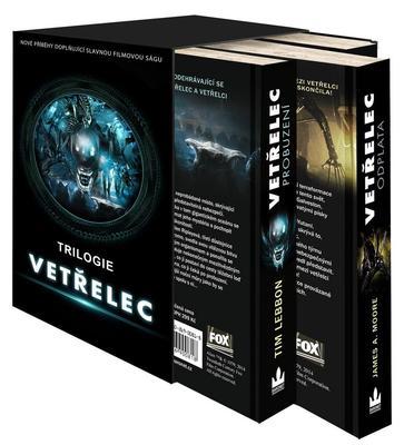 Obrázok Vetřelec Trilogie BOX
