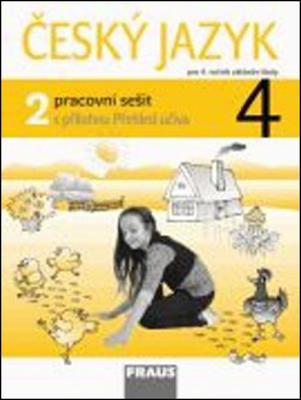 Obrázok Český jazyk 4/2 pracovní sešit