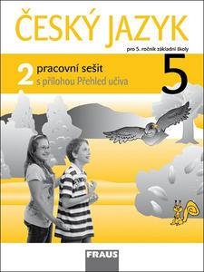 Obrázok Český jazyk 5/2 pracovní sešit
