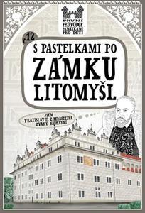 Obrázok S pastelkami po zámku Litomyšl