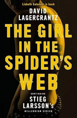 Obrázok The Girl in the Spider´s Web