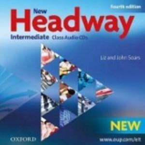 Obrázok New Headway Fourth Edition Intermediate Class Audio CDs