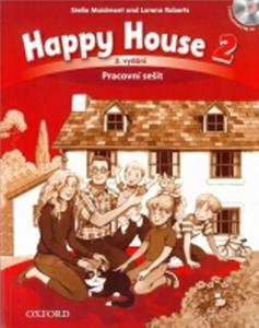 Obrázok Happy House 3rd Edition 2 Pracovní sešit s poslechovým CD