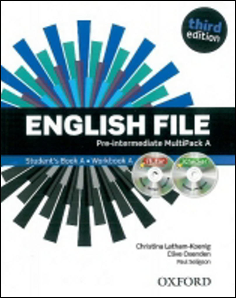 English File Third Edition Pre-intermediate Multipack A - P. Selingson, Clive Oxenden, Christina Latham-Koenig