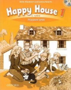 Obrázok Happy House 3rd Edition 1 Pracovní sešit s poslechovým CD